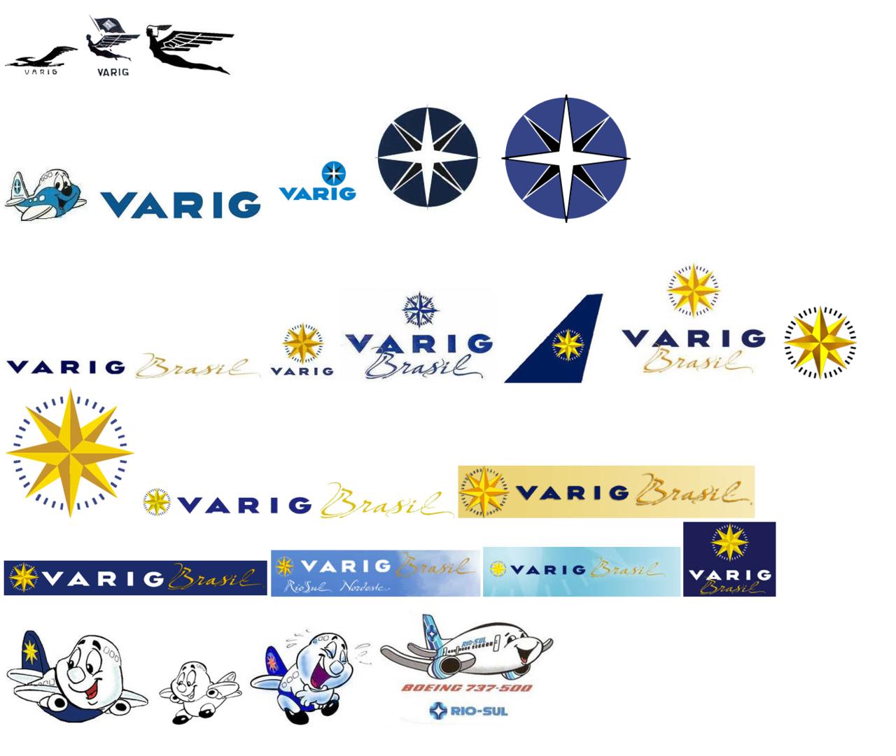 Varig - Muzeez