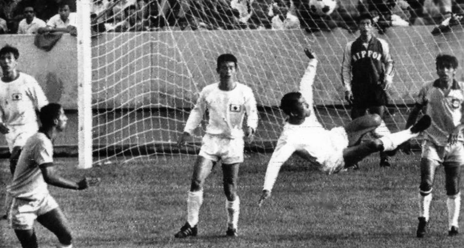 332d4f923922b Olimpíadas de 1968 – Futebol – Brasil x Nigéria - Muzeez
