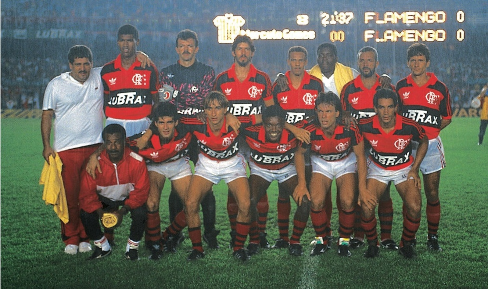 Resultado de imagem para campeonato carioca 1991
