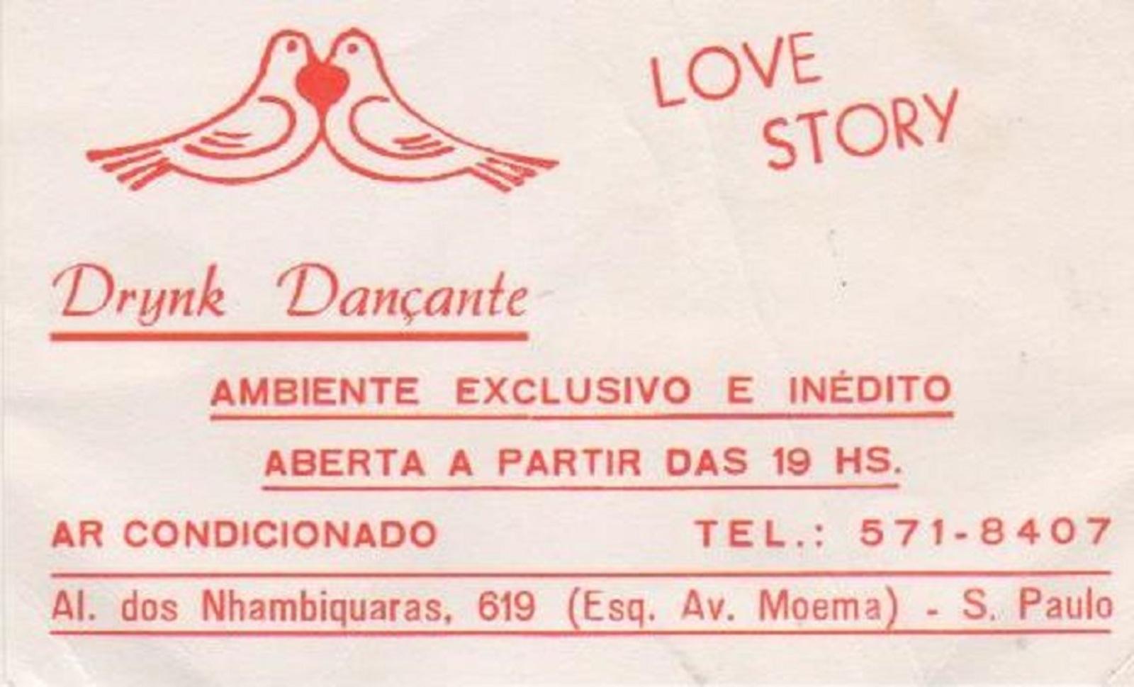 76d34dee33 Love Story Drink Bar - Muzeez