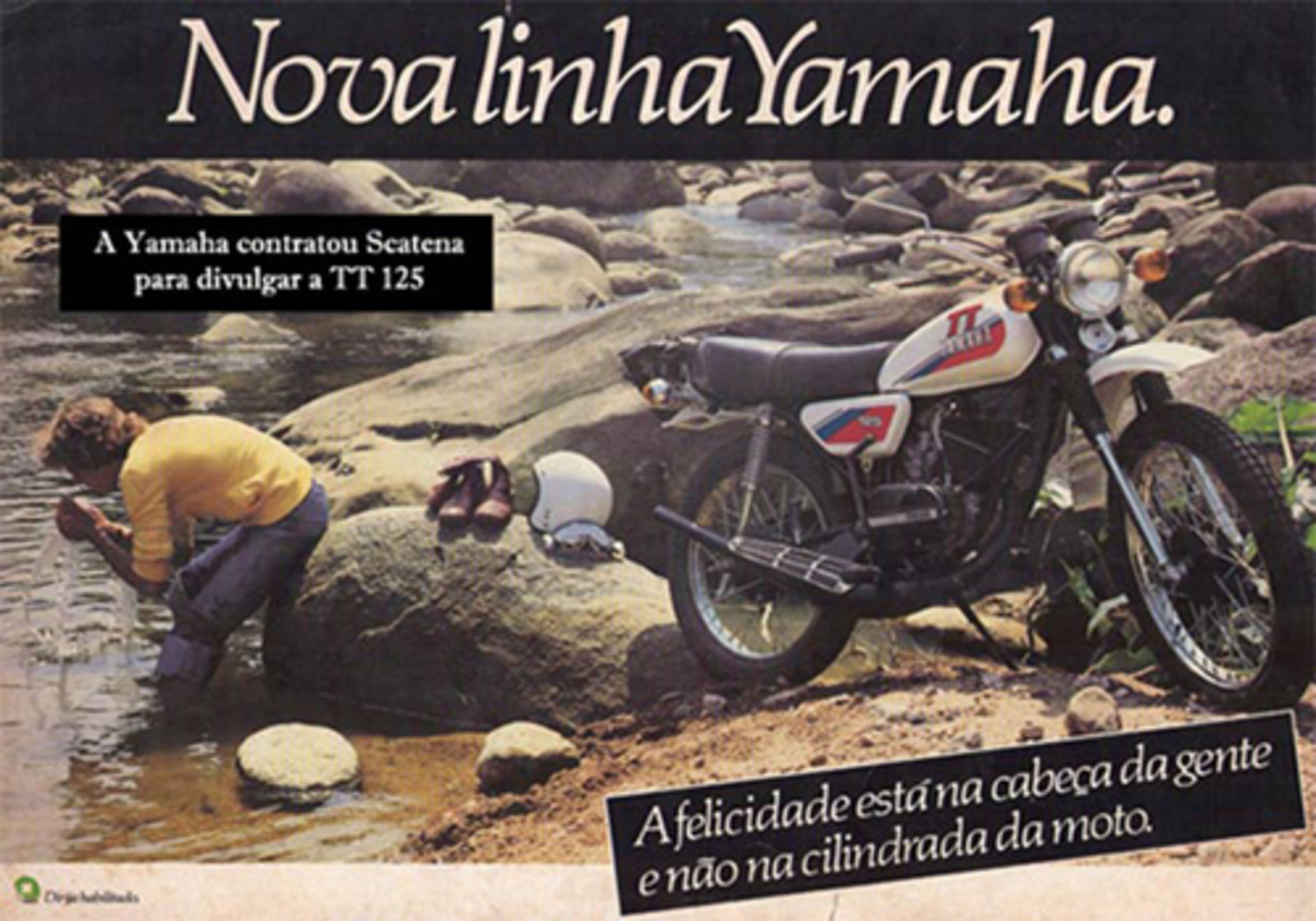4e3ba437b89 Yamaha TT 125 - Muzeez