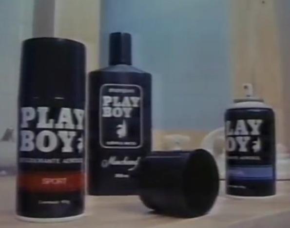 1d1aca0c1b Shampoo e Desodorante Playboy - Muzeez