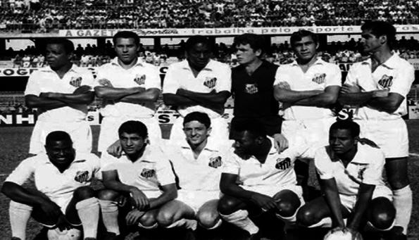 Final Paulista - 1968 - Santos x Palmeiras - Muzeez