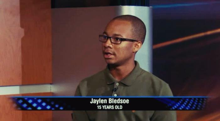 Jaylen Bledsoe, CEO of Bledsoe Technologies.