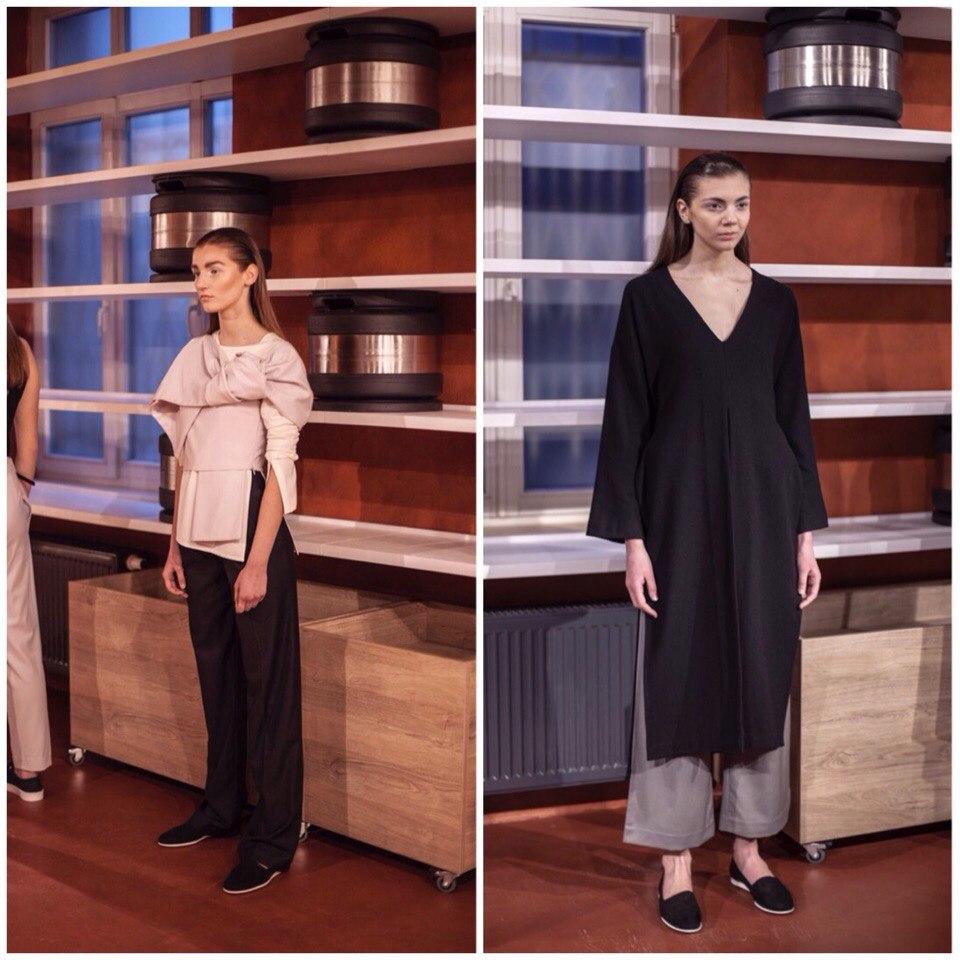 Lviv Fashion Week AW17: Svetlana Ehrt