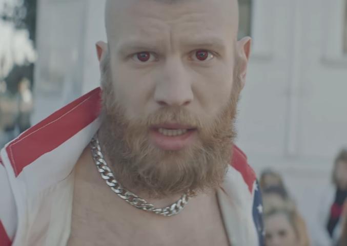 Іван Дорн: новий кліп
