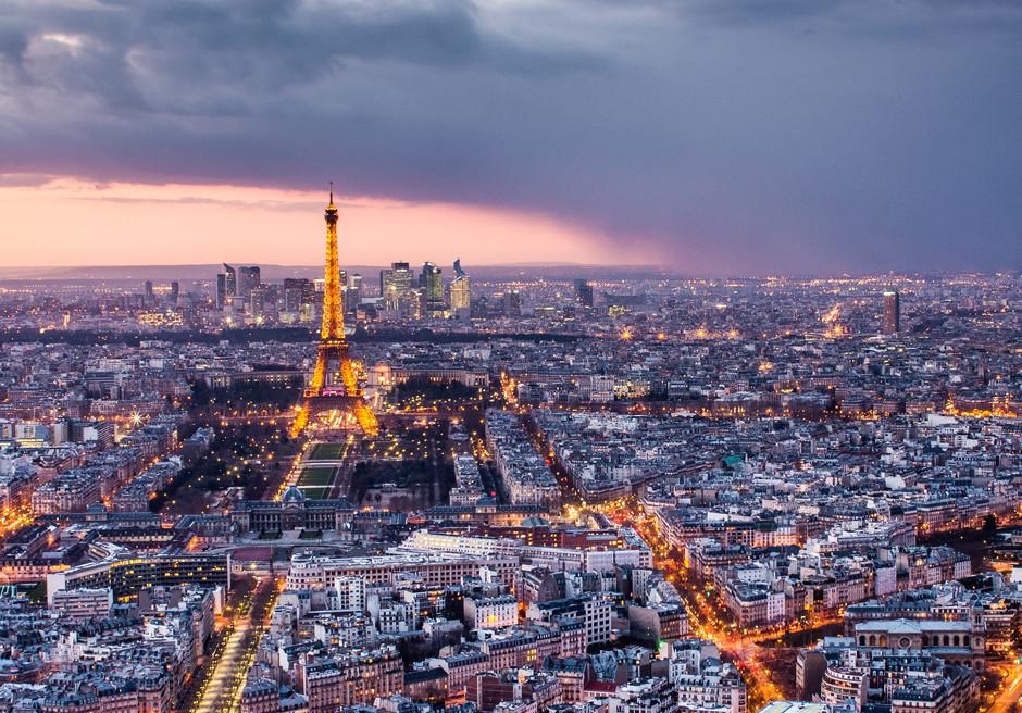 Які подарунки привезти з Парижа