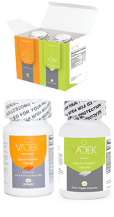 VADEK<sup>(TM)</sup> plus Minerals Combo Pack