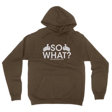 So What? - Hoodie