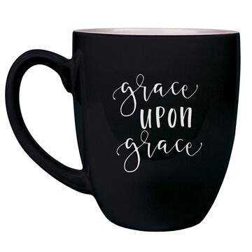 Grace Upon Grace Bistro Mug