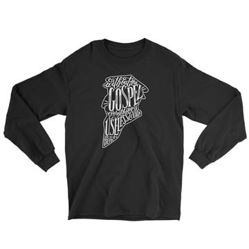 Without the Gospel - Long Sleeve Tee