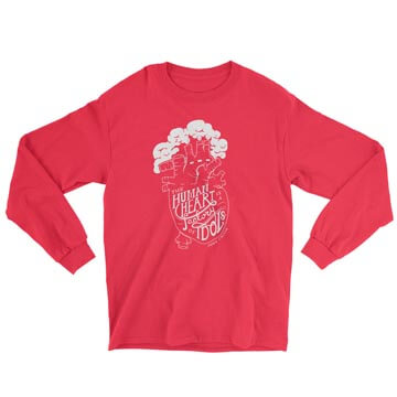 Idol Factory - Long Sleeve Tee