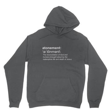 Atonement (Definition) - Hoodie