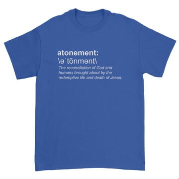 Atonement (Definition) Tee