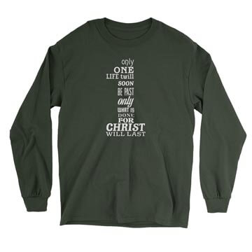 Only One Life - Long Sleeve Tee