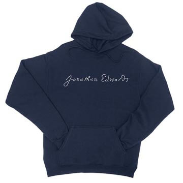 Jonathan Edwards (Signature) - Hoodie