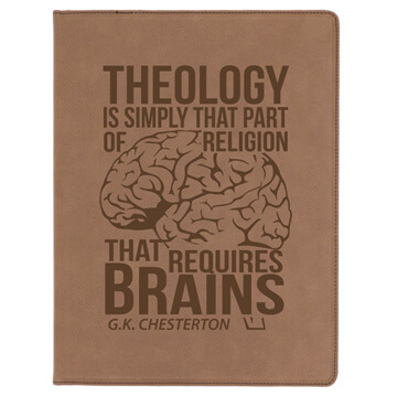 Theology Requires BrainsPortfolio Cover