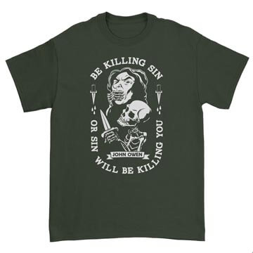 Be Kill Sin Or It Will Be Killing You Standard Tee