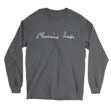 Martin Luther Signature - Long Sleeve Tee
