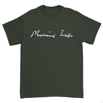 Martin Luther Signature Tee