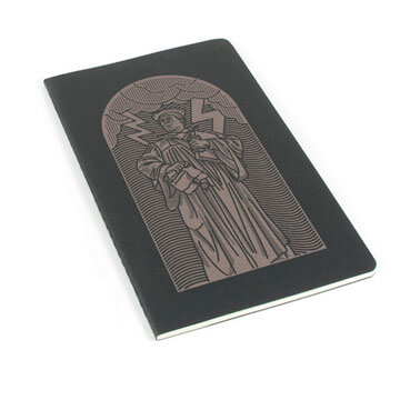 Martin Luther Series Laser Etched Moleskine Journal