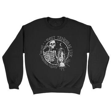 Post Tenebras Lux - Crewneck Sweatshirt