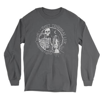 Post Tenebras Lux - Long Sleeve Tee