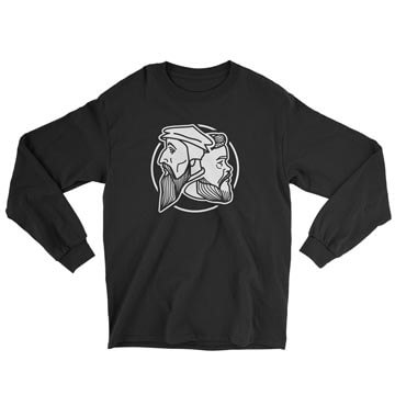 Logo - Long Sleeve Tee