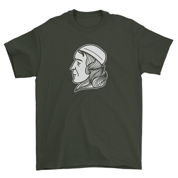 John Owen Profile Tee