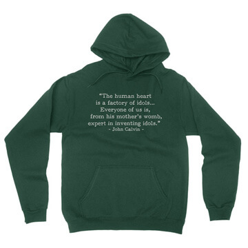 Idol Factory - Calvin (Text Quote) - Hoodie