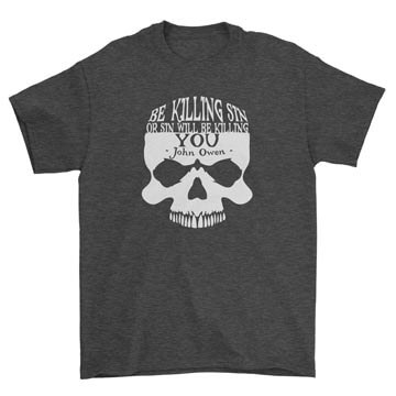 Be Killing Sin (Skull) Standard Tee