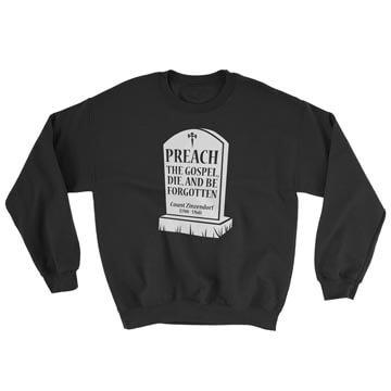 Be Forgotten - Zinzendorf - Crewneck Sweatshirt
