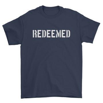 Redeemed (Stencil) Tee