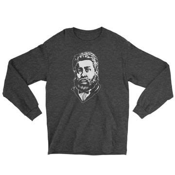 Charles Spurgeon - Long Sleeve Tee