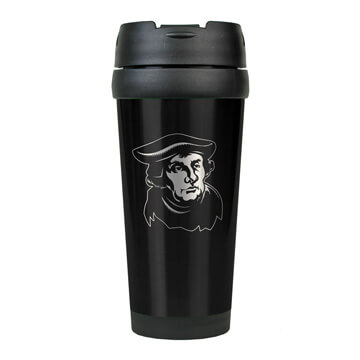 Martin Luther Stainless Steel Travel Mug