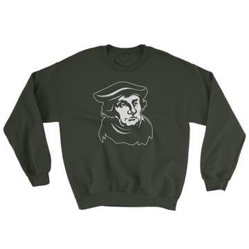 Martin Luther - Crewneck Sweatshirt