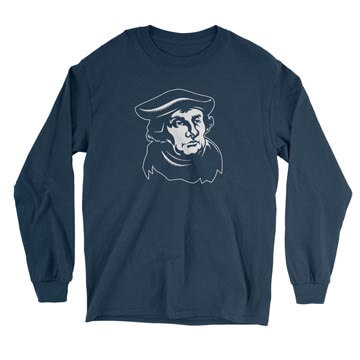 Martin Luther - Long Sleeve Tee
