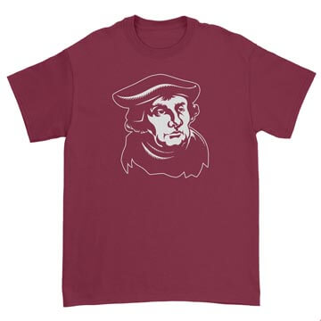 Martin Luther Tee