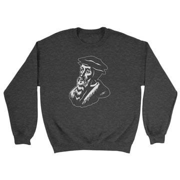 John Calvin - Crewneck Sweatshirt