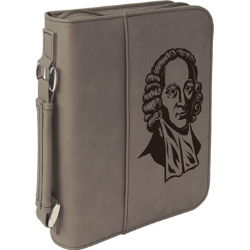 Jonathan Edwards Bible Cover