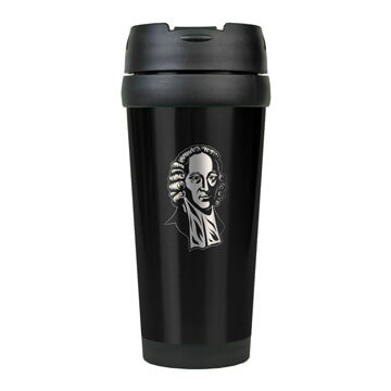 Jonathan Edwards Stainless Steel Travel Mug