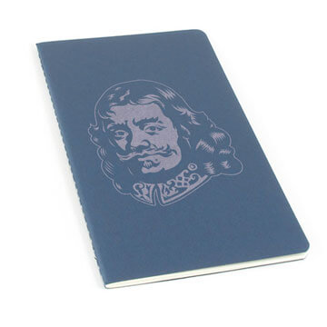 John Bunyan Laser Etched Moleskine Journal