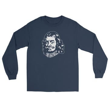 John Bunyan - Long Sleeve Tee