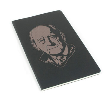 Martyn Lloyd Jones Laser Etched Moleskine Journal