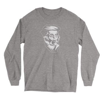 John Wycliffe - Long Sleeve Tee