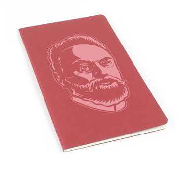 Herman Bavinck Laser Etched Moleskine Journal