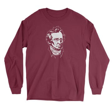 Charles Hodge - Long Sleeve Tee