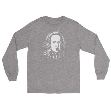 George Whitefield - Long Sleeve Tee