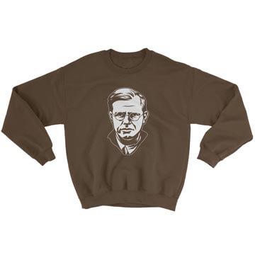 Dietrich Bonhoeffer - Crewneck Sweatshirt