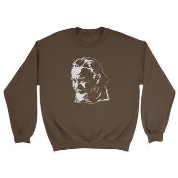 Francis Schaeffer - Crewneck Sweatshirt